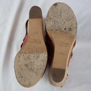 Chloe Shoes - Chloe wedge sandals